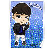 JJCC member EDDY Poster