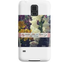 Keep Off with Grace Samsung Galaxy Case/Skin