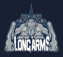 NEW YORK : LONG ARMS by onesheettees