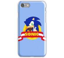 Sonic Boom - Chibi Sonic iPhone Case/Skin