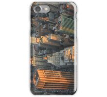 Sideways Buildings - iPhone Case iPhone Case/Skin
