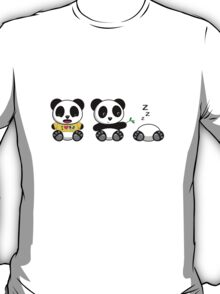 Cute Little Pandas T-Shirt