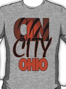 Cin City Ohio T-Shirt