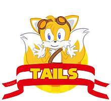 Sonic Boom - Chibi Tails by areluctanthero