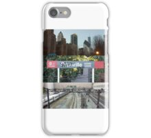 Whoville, Chicago iPhone Case/Skin