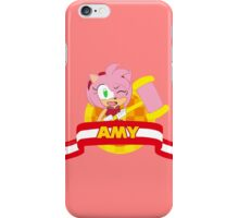 Sonic Boom - Chibi Amy iPhone Case/Skin