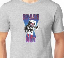 space nut Unisex T-Shirt