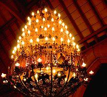 chandelier  by Emilia  Molloy