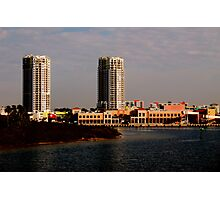Tampa Condo Highrise Photographic Print