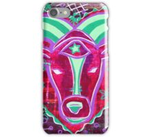 Power of the Heart: Inner Power Paintings iPhone Case/Skin