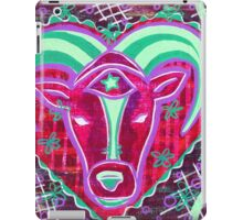 Power of the Heart: Inner Power Paintings iPad Case/Skin