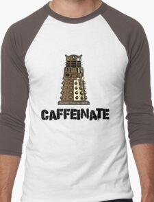 Iskybibblle Products /Dalek Coffee Men's Baseball ¾ T-Shirt
