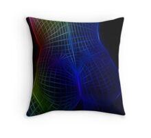 Anatomical Geometry 02 Throw Pillow