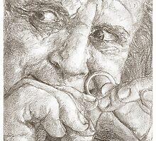The Birthday Present (Bilbo Baggins, LotR) by Kelibath