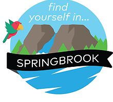 Find Yourself in Springbrook.... by Tracie Louise