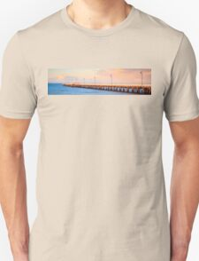 Pier at Dusk T-Shirt