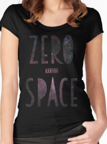 Zero Space Gotham Space Women's Fitted Scoop T-Shirt