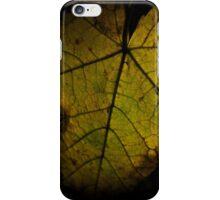 Golden Leaf  iPhone Case/Skin