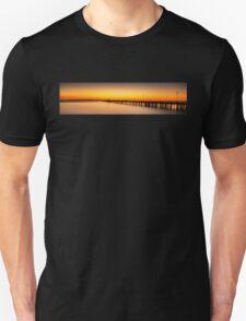 Shorncliffe Pier Silhouette T-Shirt