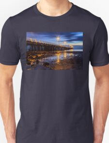 Pier in the Blue Hour T-Shirt