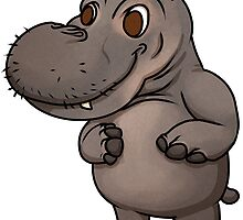 Hippo by Blutfuss