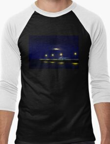 Goodnight Sweet Pier Men's Baseball ¾ T-Shirt