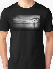 Sandgate Pier in Monochrome T-Shirt