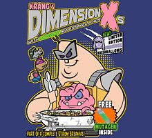 Krang's Dimension Xs Cereal Unisex T-Shirt