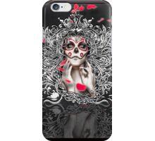 Sugar Skull Roses iPhone Case/Skin