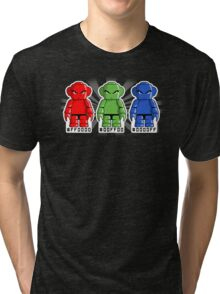 R, G and B Tri-blend T-Shirt