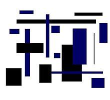 Rectangular Pattern 4  Photographic Print