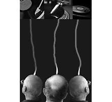 Akashic Records - Light scrolls Photographic Print