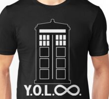 Doctor Who YOLO Unisex T-Shirt