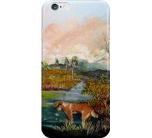 Dingo Country, Australia  iPhone Case/Skin