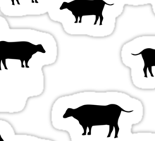 Cows Sticker