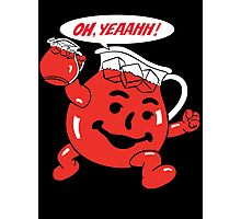 Hot Kool Aid Yeah Photographic Print