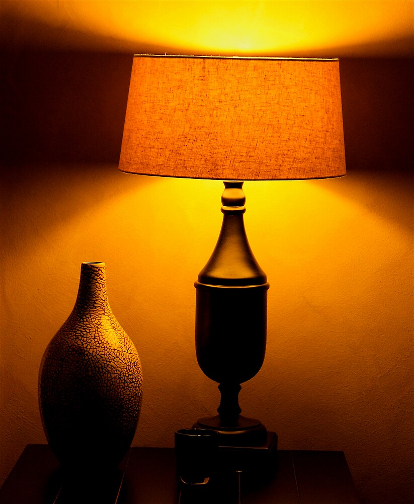 Lamp Light by Selina Tour
