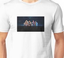 The Norse Gods of Smite Unisex T-Shirt