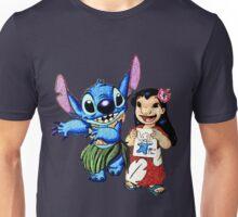 Lilo & Stitch Hula Unisex T-Shirt