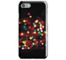 Bokeh Multicolor Film iPhone Case/Skin