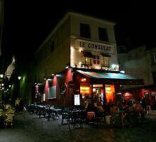 Night Streetscape by swight