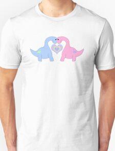 Adoring Apatosaurus T-Shirt