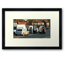police state Framed Print