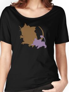 #19-20 Women's Relaxed Fit T-Shirt