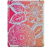 Stamped iPad Case/Skin
