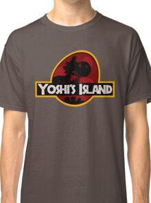 Yoshi's Island Jurassic Park Classic T-Shirt