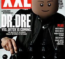 LEGO XXL - Dr. Dre by OECKI