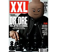 LEGO XXL - Dr. Dre Photographic Print