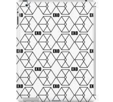 EXO Call me baby Pattern black iPad Case/Skin