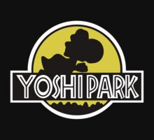 Yoshi's Island Jurassic Park Kids Clothes